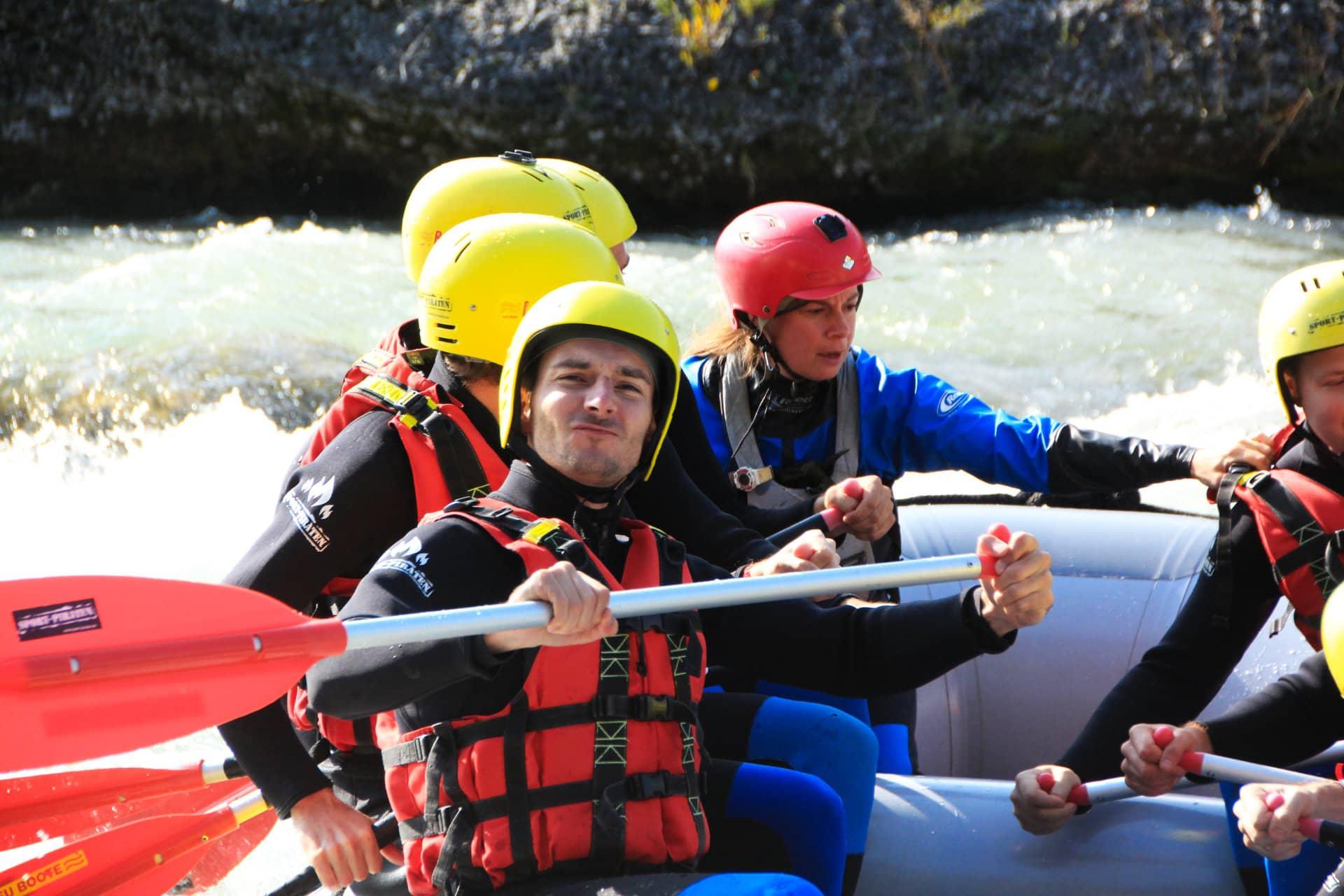 JGA Isar Rafting Lenggries, Bayern