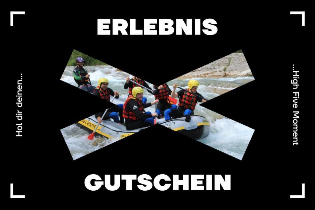 Rafting Gutschein Isar Rafting