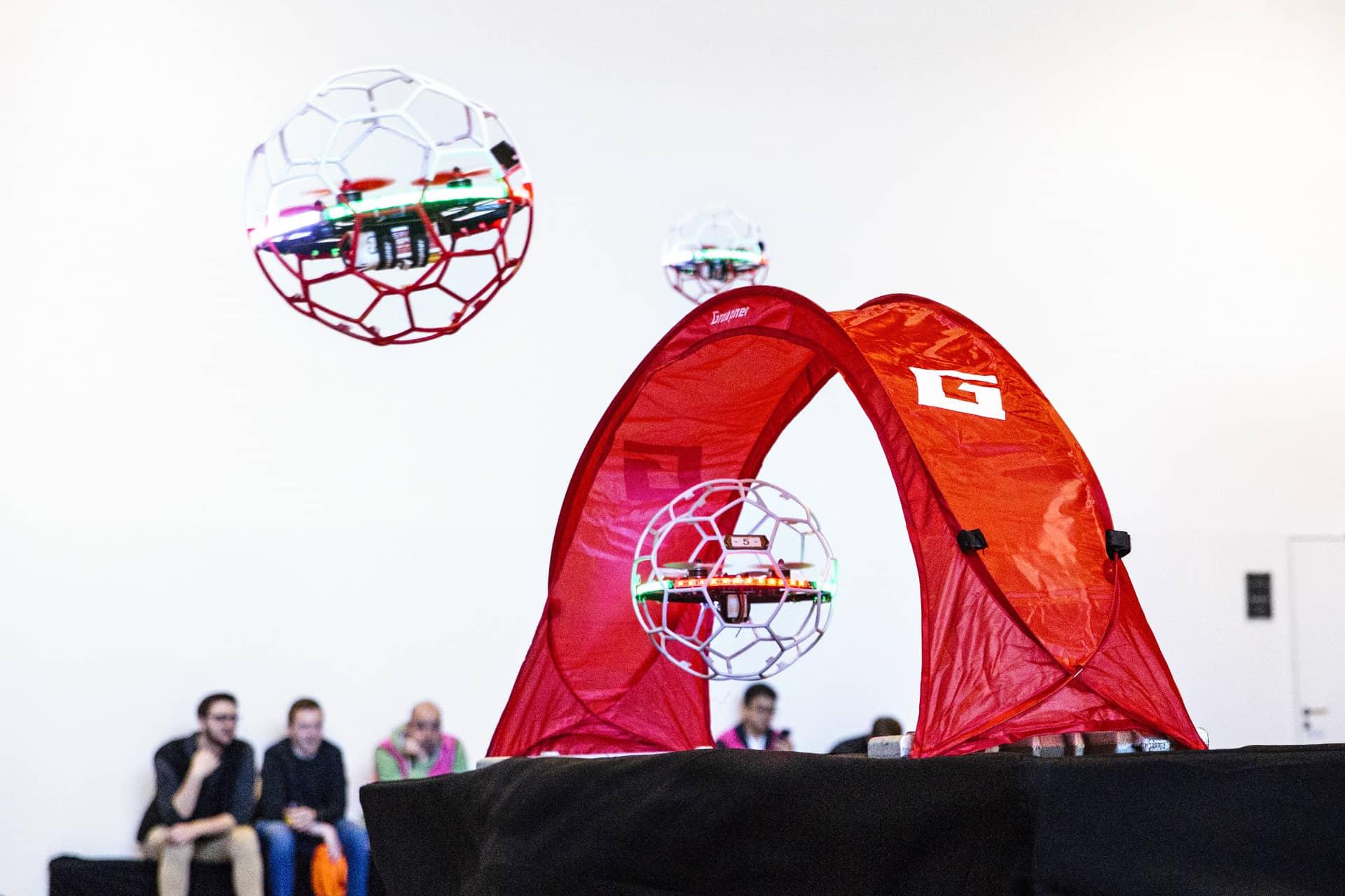 Teamevent Droneball München