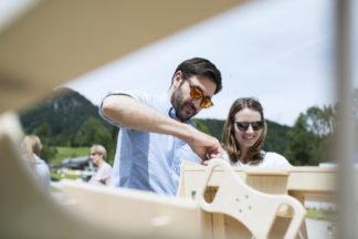 Teamevent Seifenkiste bauen Region Stuttgart