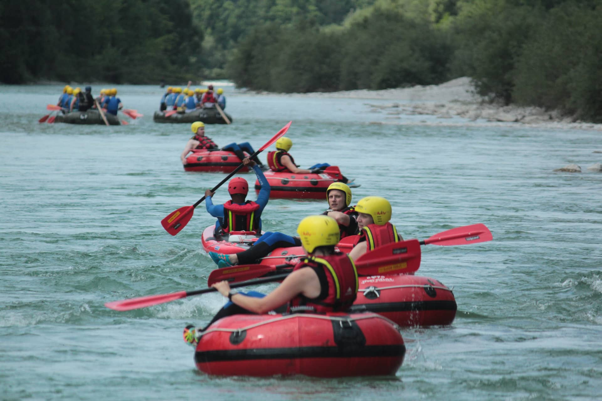 Teamevent Tubing Isar