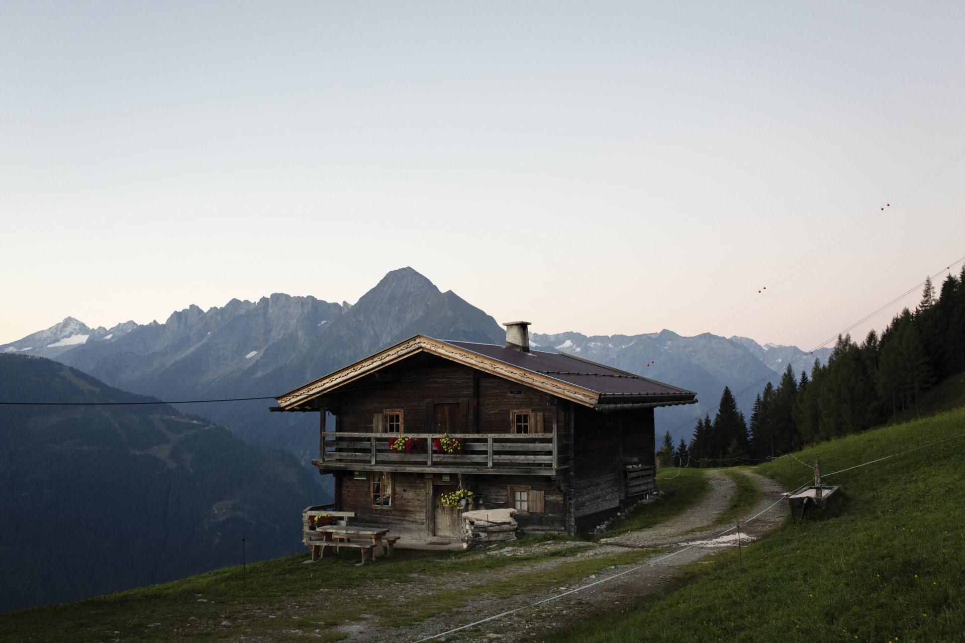 Benediktenwand Wanderung am Brauneck bei Lenggries