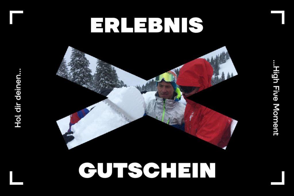Gutschein Iglubau - am Schliersee und Spitzingsee