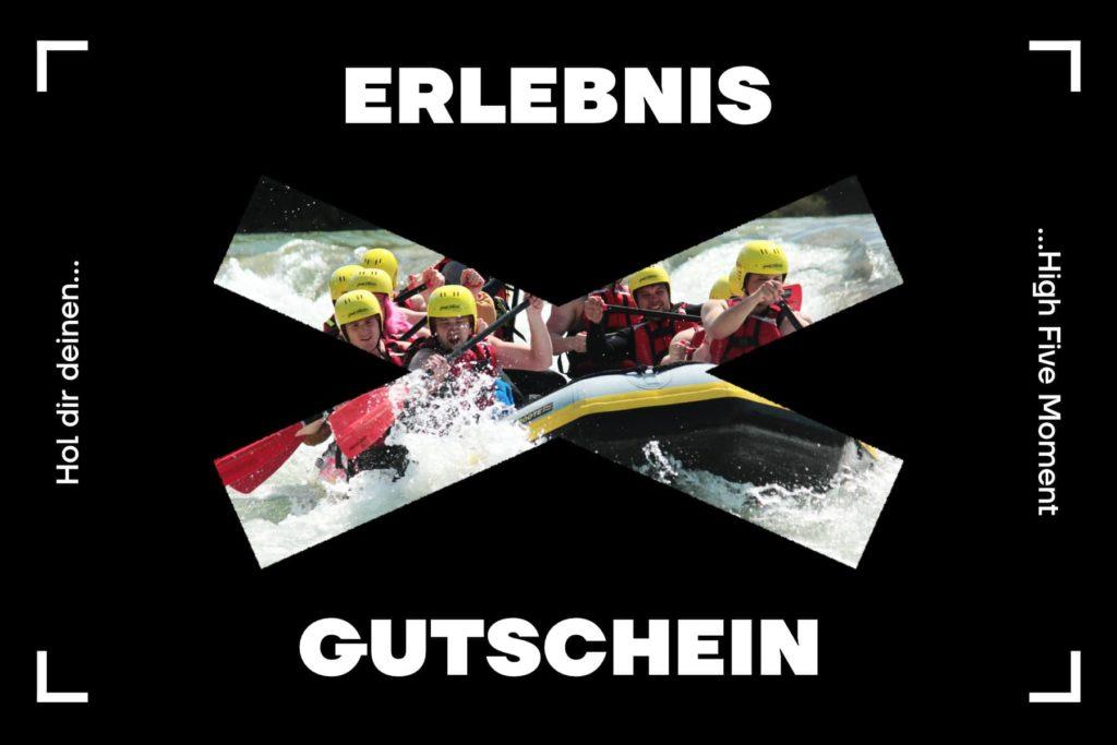 Rafting Gutschein JGA Rafting Isar
