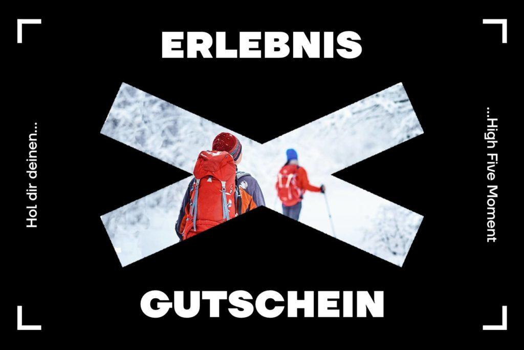 Schneeschuhtour Gutschein - Schneeschuhtour Schliersee
