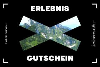 Geschenkkarte Wanderung Benediktenwand