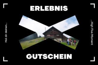 Geschenkkarte Wanderung Brecherspitze