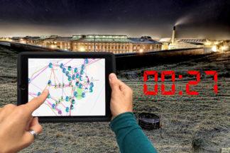 iPad Rallye Escape