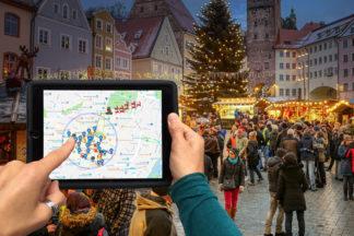 Weihnachts Tabtour München und Stuttgart