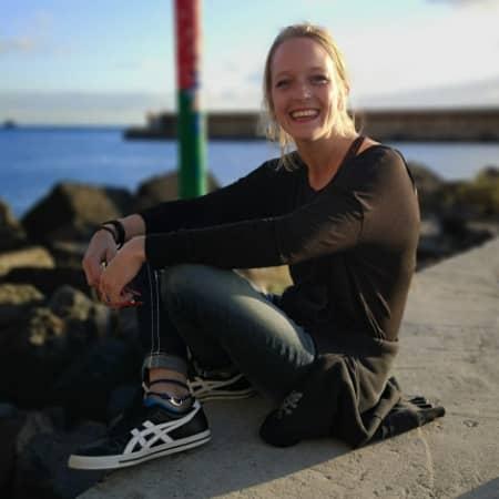 Melanie aus dem Sport Piraten Team